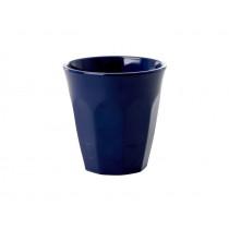 RICE Melamine Espresso Cup midnight blue