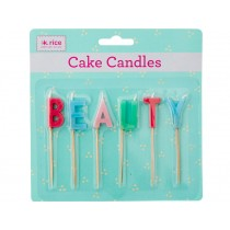 RICE cake candles Beauty