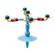 RICE candelabra cake decoration cars