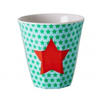 RICE kids melamine cup with star