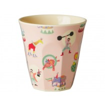 RICE kids melamine cup Circus girl