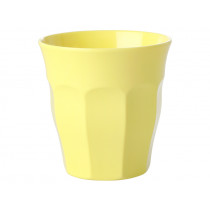RICE Small Melamine Cup light yellow
