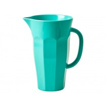RICE Big melamine pitcher 1,75 l in dusty green