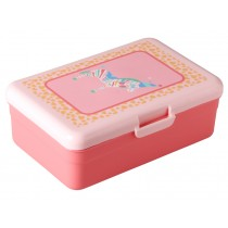 RICE kids lunchbox circus girl