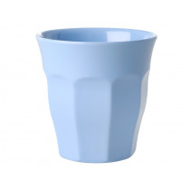 RICE Melamine Cup pigeon blue