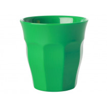 RICE Melamine Cup forest green