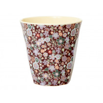 RICE Melamine Cup FALL FLORAL