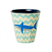 RICE Melamine Cup SHARK