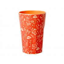 RICE Tall Melamine Cup FALL