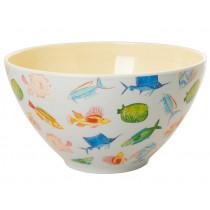 RICE salad bowl FISH