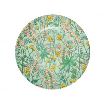RICE Melamine Side Plate LUPINS