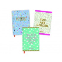 RICE Notebook SHINE A5