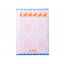 RICE Notebook Rabbit A5