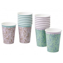 RICE Paper Cups Wildflowers