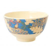RICE Small Melamine Bowl AUTUMN & ACORN