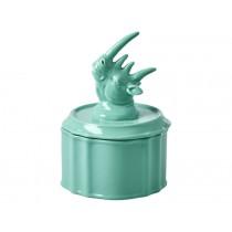 RICE Jewelry Box Rhino mint