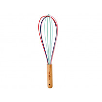 RICE Medium Silicone Whisk BELIEVE IN RED LIPSTICK