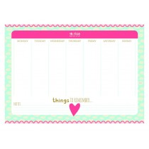 RICE Deskplanner SHINE