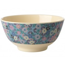 RICE Melamine Bowl with Small Flowers