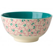 RICE Melamine Bowl Liquid Spots