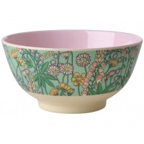 RICE Melamine Bowl Lupins