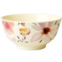 RICE Melamine Bowl SELMAS FLOWERS