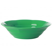 RICE Melamine Soup Bowl forest green