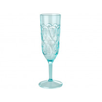 RICE Acrylic Champagne Glass MINT