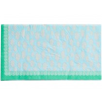 RICE paper lunch napkins cloud print