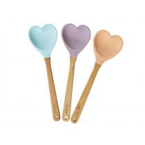 RICE Kitchen Spoon Heart FAVOURITES
