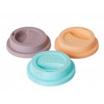 RICE latte cup SILICONE LID Favourite Colors