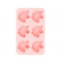 RICE Silicone Baking Mold UNICORN pink