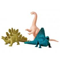 RICE Kids Plastic Dinosaur