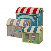 RICE toy basket circus