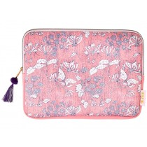 RICE Tablet Sleeve WILD CHERVIL print