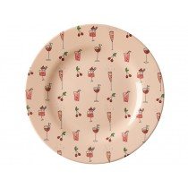 RICE melamine side plate COCKTAIL