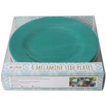 RICE Melamine Side Plates URBAN Colors