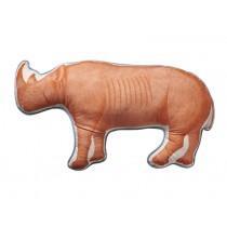 RICE Animal shaped cushion rhino