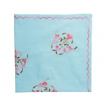 RICE tablecloth square mint