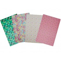 RICE Placemat Flowers