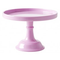 RICE XSmall Melamine Cake Stand PINK