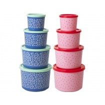 RICE food storage boxes winter blossom