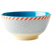 RICE Melamine Bowl SNOW