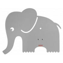 Roommate lamp ELEPHANT grey