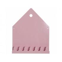 Roommate Magnetic Board & Coat Rack VILLA violet