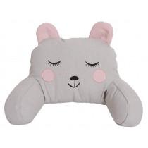 Roommate Pram Cushion BEAR grey