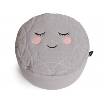 Roommate Pouf Hello Sunshine GREY