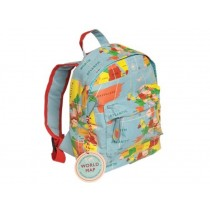 Rexinter MIni Backpack WORLDMAP