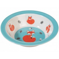 Rexinter melamine bowl Rusty the Fox