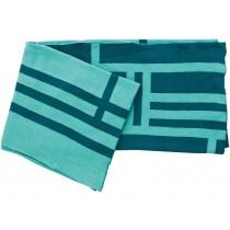 Sebra baby blanket GREEN COLOURS